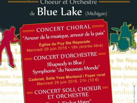 Blue Lake Stabat Mater