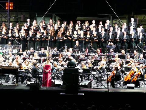 Ennio Morricone with Choeur Symphonique