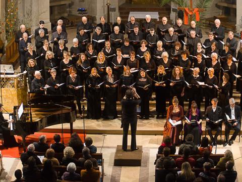 Concert of Dvorak's Stabat Mater