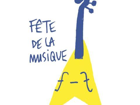 Fete de la musique poster